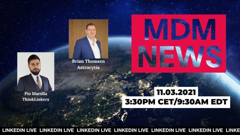 Astrocytia MDM News