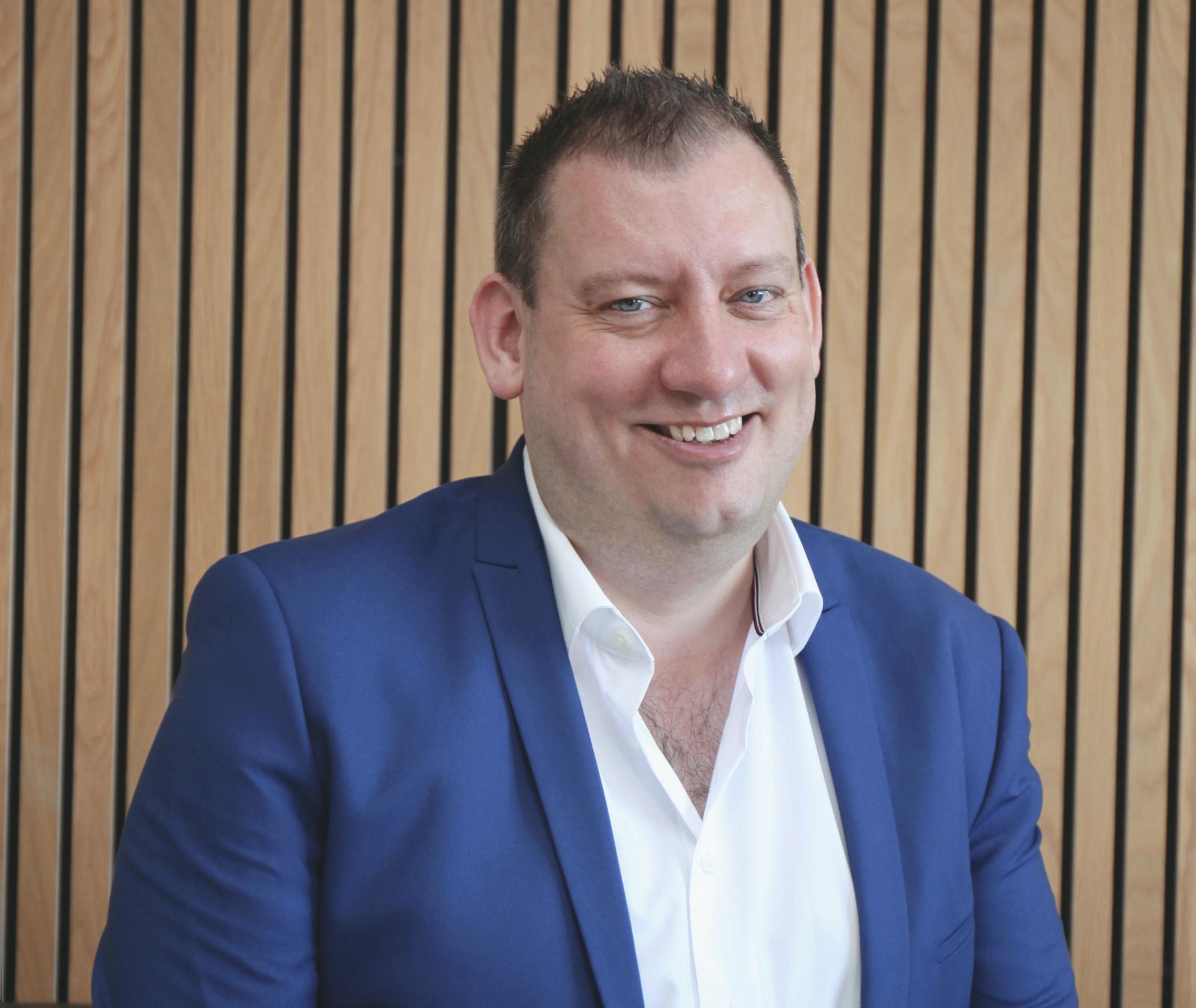 Astrocytia CEO Brian Thomsen